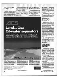 Maritime Reporter Magazine, page 10,  Jun 1992 Ro/Ro barge service