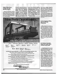Maritime Reporter Magazine, page 118,  Jun 1992 Washington