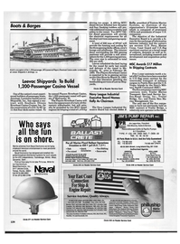 Maritime Reporter Magazine, page 120,  Jun 1992 Massachusetts