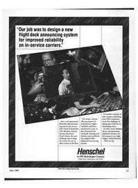 Maritime Reporter Magazine, page 11,  Jun 1992 Storm