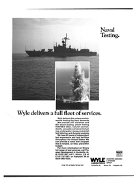 Maritime Reporter Magazine, page 3rd Cover,  Jun 1992 Virginia