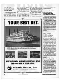 Maritime Reporter Magazine, page 14,  Jun 1992 New Jersey