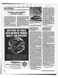 Maritime Reporter Magazine, page 18,  Jun 1992 Russian Statsionar 5