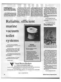 Maritime Reporter Magazine, page 22,  Jun 1992 Virginia