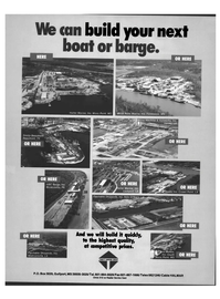 Maritime Reporter Magazine, page 25,  Jun 1992 Halter Marine Inc.