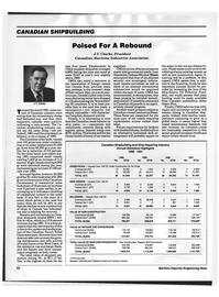 Maritime Reporter Magazine, page 36,  Jun 1992 J.Y. Clarke
