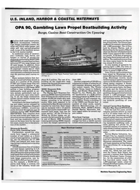 Maritime Reporter Magazine, page 40,  Jun 1992 Arkansas