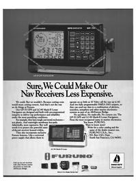 Maritime Reporter Magazine, page 3,  Jun 1992 marine electronics systems