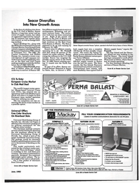 Maritime Reporter Magazine, page 55,  Jun 1992 West Coast