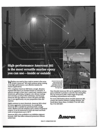 Maritime Reporter Magazine, page 5,  Jun 1992 marine applications