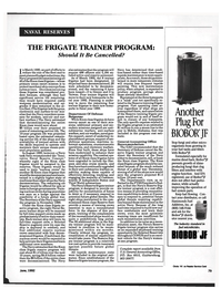 Maritime Reporter Magazine, page 69,  Jun 1992 Environmental Protection Agency
