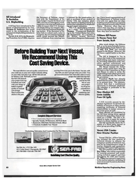 Maritime Reporter Magazine, page 70,  Jun 1992 Department of Defense