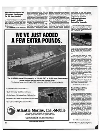 Maritime Reporter Magazine, page 72,  Jun 1992 Maryland