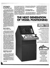 Maritime Reporter Magazine, page 73,  Jun 1992 Missouri