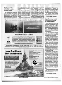 Maritime Reporter Magazine, page 96,  Jun 1992 the METgrain Express