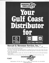 Maritime Reporter Magazine, page 35,  Jul 1992 lower waterways distributor