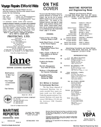 Maritime Reporter Magazine, page 2,  Jul 1992 KAREN BREEN