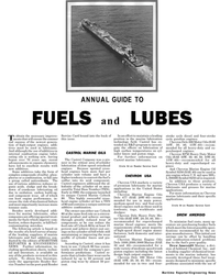Maritime Reporter Magazine, page 42,  Jul 1992 marine lubrication technology field