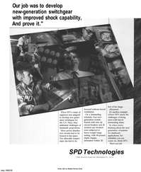 Maritime Reporter Magazine, page 5,  Jul 1992 shipboard applications