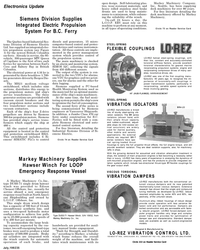 Maritime Reporter Magazine, page 7,  Jul 1992 Industrial Systems Division of Si