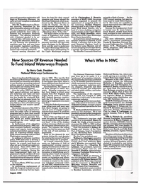 Maritime Reporter Magazine, page 15,  Aug 1992 the NWC annual