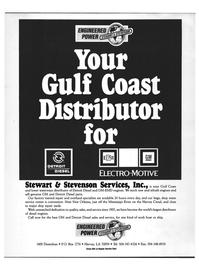 Maritime Reporter Magazine, page 1,  Aug 1992 lower waterways distributor
