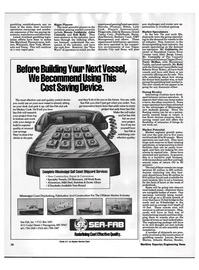 Maritime Reporter Magazine, page 36,  Aug 1992 Wisconsin