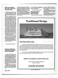 Maritime Reporter Magazine, page 39,  Aug 1992 Nova Scotia