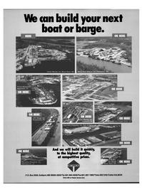 Maritime Reporter Magazine, page 41,  Aug 1992 Equitable Shipyards Inc.