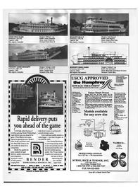 Maritime Reporter Magazine, page 46,  Aug 1992 Illinois