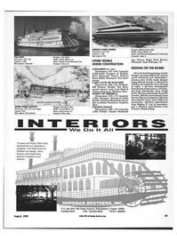 Maritime Reporter Magazine, page 47,  Aug 1992 Guido Perla