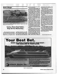 Maritime Reporter Magazine, page 48,  Aug 1992 Brown