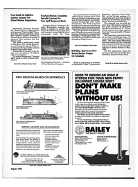 Maritime Reporter Magazine, page 49,  Aug 1992 Maryland
