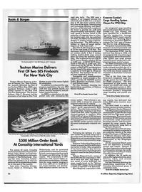 Maritime Reporter Magazine, page 50,  Aug 1992 New Brunswick