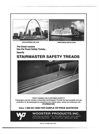 Maritime Reporter Magazine, page 52,  Aug 1992 PRICE QUOTATION W7 WOOSTER PRODUCTS INC.