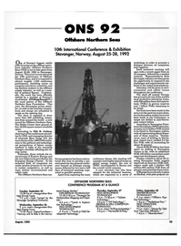 Maritime Reporter Magazine, page 53,  Aug 1992 EXPLORATION TECHNOLOGY