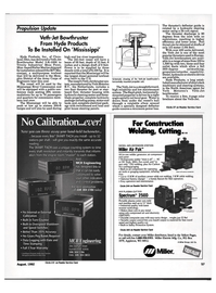 Maritime Reporter Magazine, page 55,  Aug 1992 K-1000