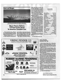 Maritime Reporter Magazine, page 56,  Aug 1992 Caribbean
