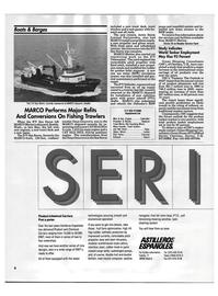 Maritime Reporter Magazine, page 4,  Aug 1992 Washington