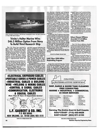 Maritime Reporter Magazine, page 58,  Aug 1992 east coast