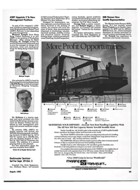 Maritime Reporter Magazine, page 63,  Aug 1992 George Fait