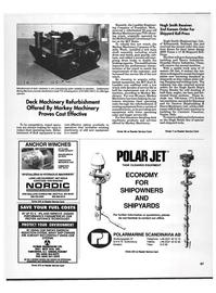 Maritime Reporter Magazine, page 65,  Aug 1992 Kurt R. Luedtke