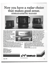 Maritime Reporter Magazine, page 71,  Aug 1992 design technology