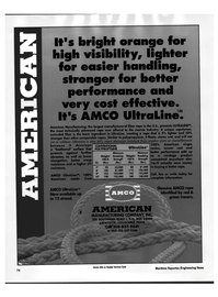 Maritime Reporter Magazine, page 72,  Aug 1992 American Manufacturing