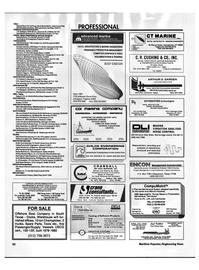 Maritime Reporter Magazine, page 80,  Aug 1992 Ontario