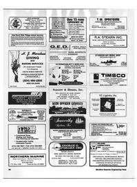 Maritime Reporter Magazine, page 82,  Aug 1992 Louisiana