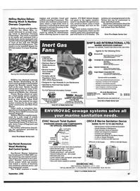 Maritime Reporter Magazine, page 99,  Sep 1992 Massachusetts