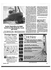 Maritime Reporter Magazine, page 101,  Sep 1992 Utah