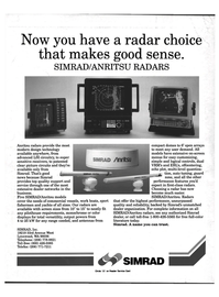 Maritime Reporter Magazine, page 4th Cover,  Sep 1992 design technology