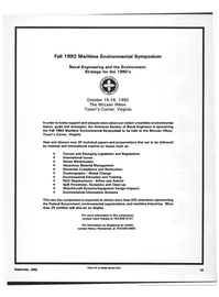 Maritime Reporter Magazine, page 17,  Sep 1992 federal government